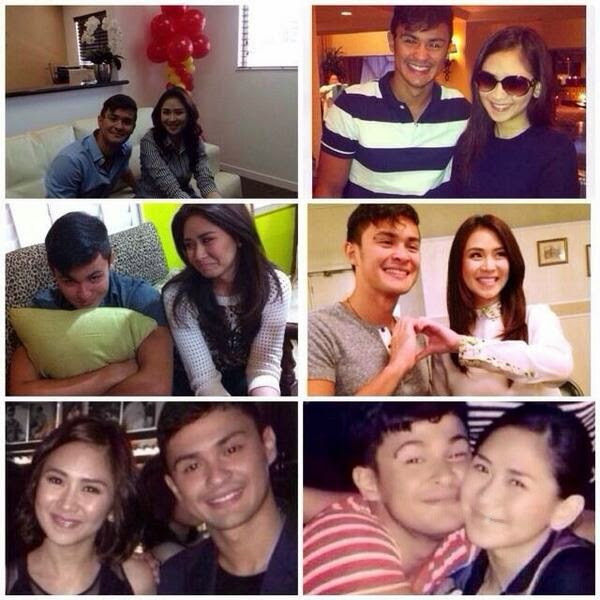 Sarah Geronimo and Matteo Guidecilli boyfriend