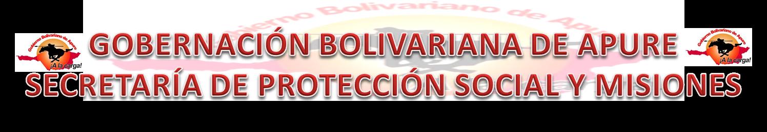 Secretaría de Protección Social y Misiones
