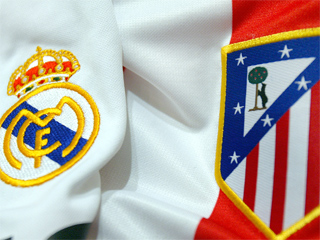 Derbi Real Madrid Atlético de Madrid