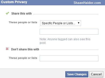 How to Hide Facebook Friend List from Other Users