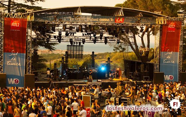 Festival Déferlantes: Main Stage
