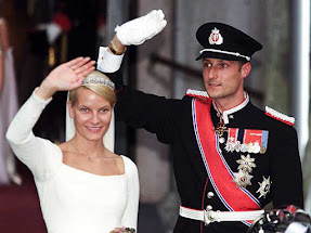 Royal Wedding Anniversary - Haakon Magnus and Mette-Marit