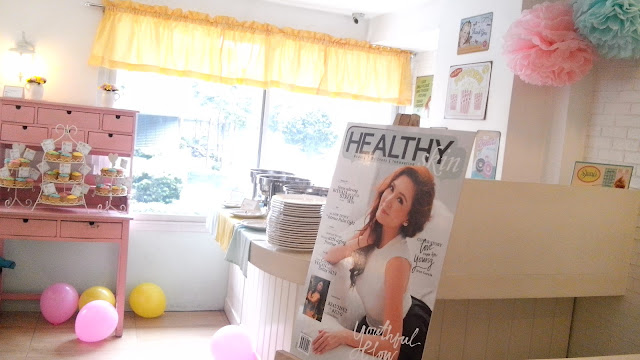 Healthy Skin Magazine, in partnership with Skin Perfection Philippines, launched the Beauty in Full Bloom bloggers event in Stacy's BGC last November 21, 2015.