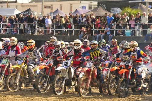 Weymouth Lions Clubs  Beach Motocross Timetable of Events 11th 12th October 2014