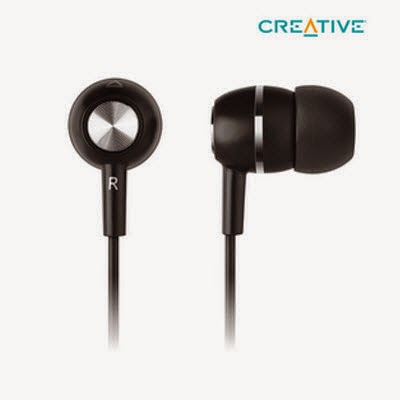 Snapdeal  : Creative EP-600 Headphone worth Rs 799 at Rs. 399 only