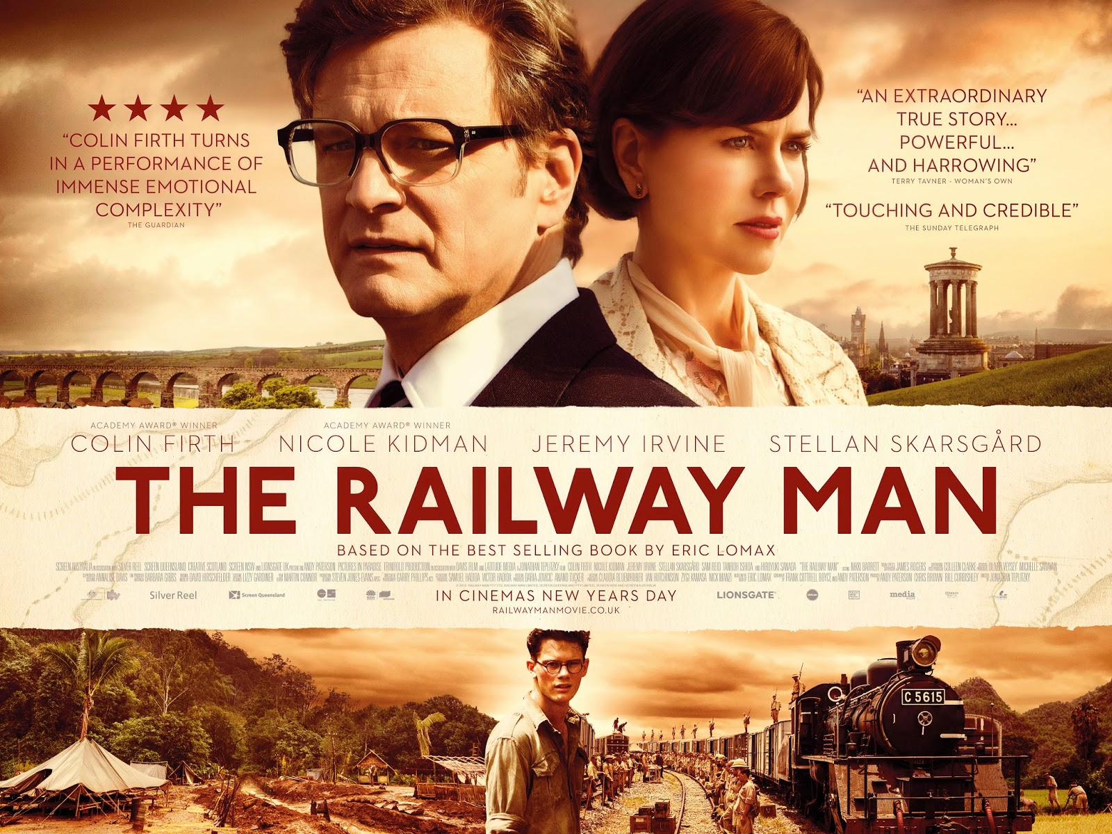 Frases de la película The Railway Man