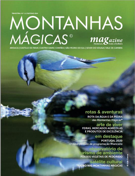 Montanhas Mágicas Magazine