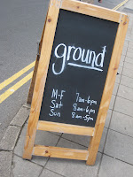 Ground Cafe Kemptown Brighton