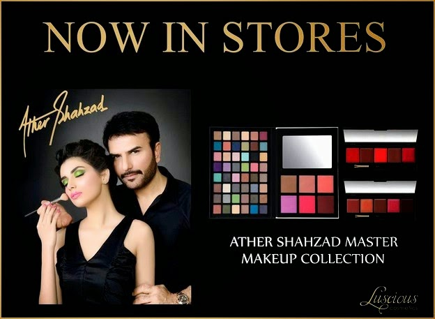 Ather Shahzad Best Makeup Shoots