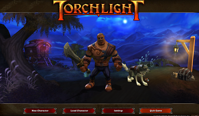 Torchlight 1 Game For PC