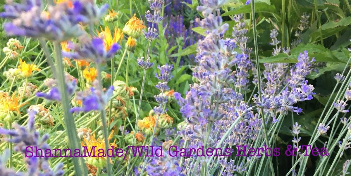 ShannaMade/Wild Gardens Herbs & Tea