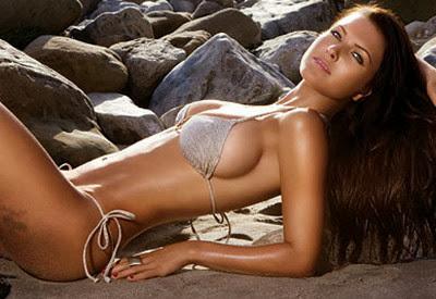 Audrina Patridge in bikini Photos 2014