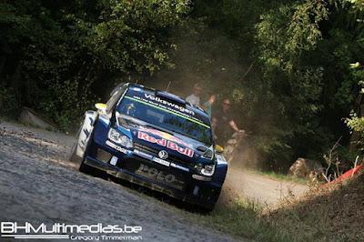 WRC ADAC Rallye Deutschland 2015
