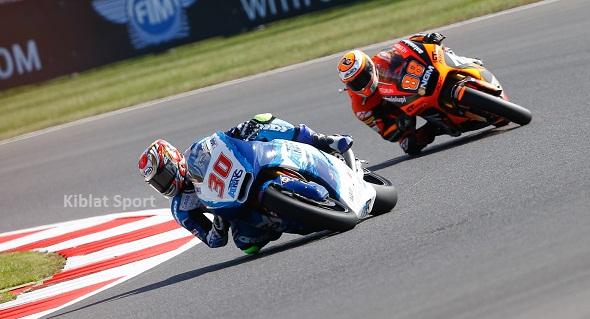 Hasil Kualifikasi Moto2 Silverstone Inggris 2013
