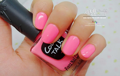Frenz Color Talk M 04, Frenz Nail Polish!