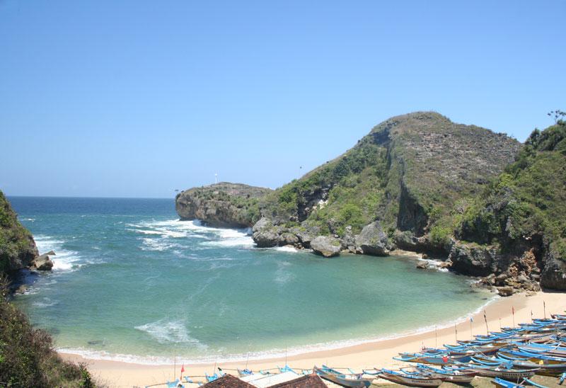 Wisata Jogja: Pantai Ngobaran