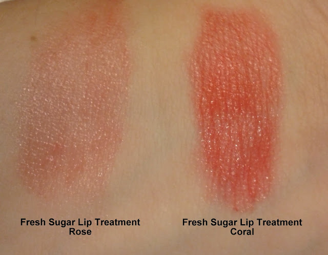 Fresh Sugar Lip Treatment SPF 15 Rose and Coral
