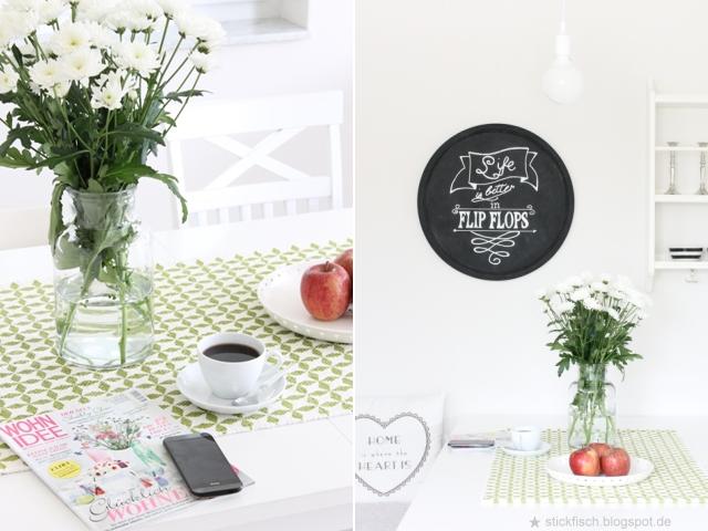 nordahage vom tablett zur kreidetafel. Black Bedroom Furniture Sets. Home Design Ideas