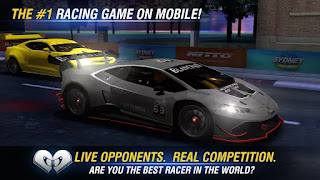 Racing Rivals 4.1.1 Mod Apk (Unlimited Money)