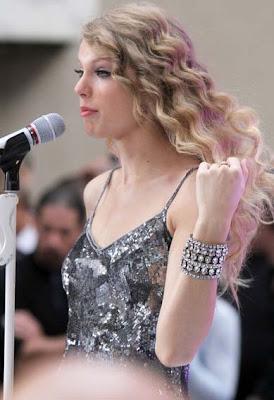 Taylor Swift Diamond Bracelet