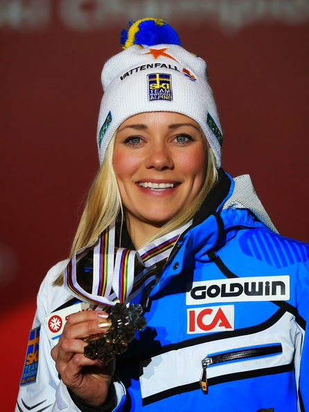 Women In Sport Frida Hansdotter