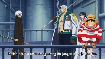 One Piece Episode 604 Subtitle Indonesia