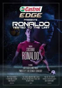 Assitir Cristiano Ronaldo: Testado ao Limite
