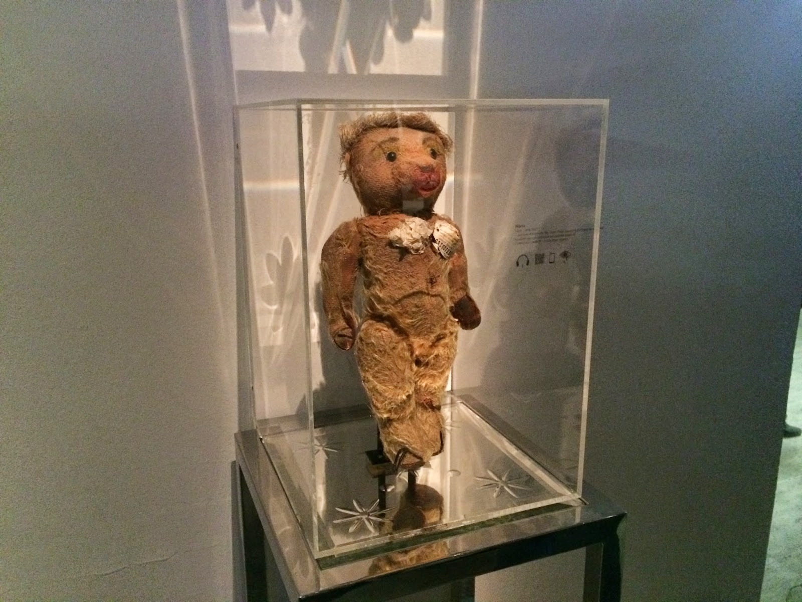 Nana, Jean Paul Gaultier's childhood teddy bear