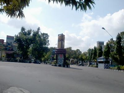 Tugu Adipura Klaten