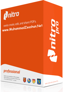 Nitro PDF 9.5.1.5 Final (x86/x64) Full Version Inc. Patch