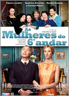 Download  As Mulheres do 6º Andar DVDRip AVI Dual Áudio + RMVB Dublado