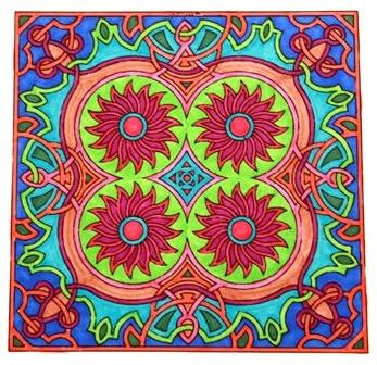 Cantar Los Cuarenta Mandalas - Mandalas-indios