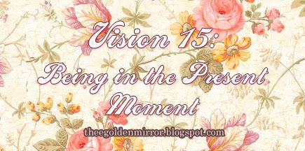 spiritual present moment ego
