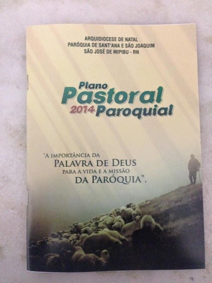PLANO PASTORAL PAROQUIAL