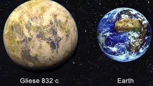 ¿Otra tierra a 16 años luz?