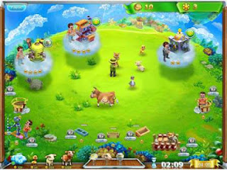 Snow Globe : Farm World Screenshot