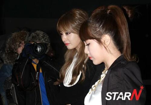 Park JIYEON T-ARA Photo RED CARPET Gayo Daejun