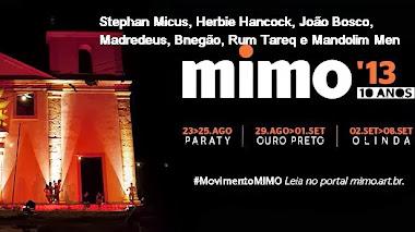 Festival Mimo Jazz 2013