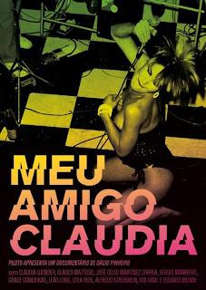 Claudia Wonder Meu Amigo Claudia