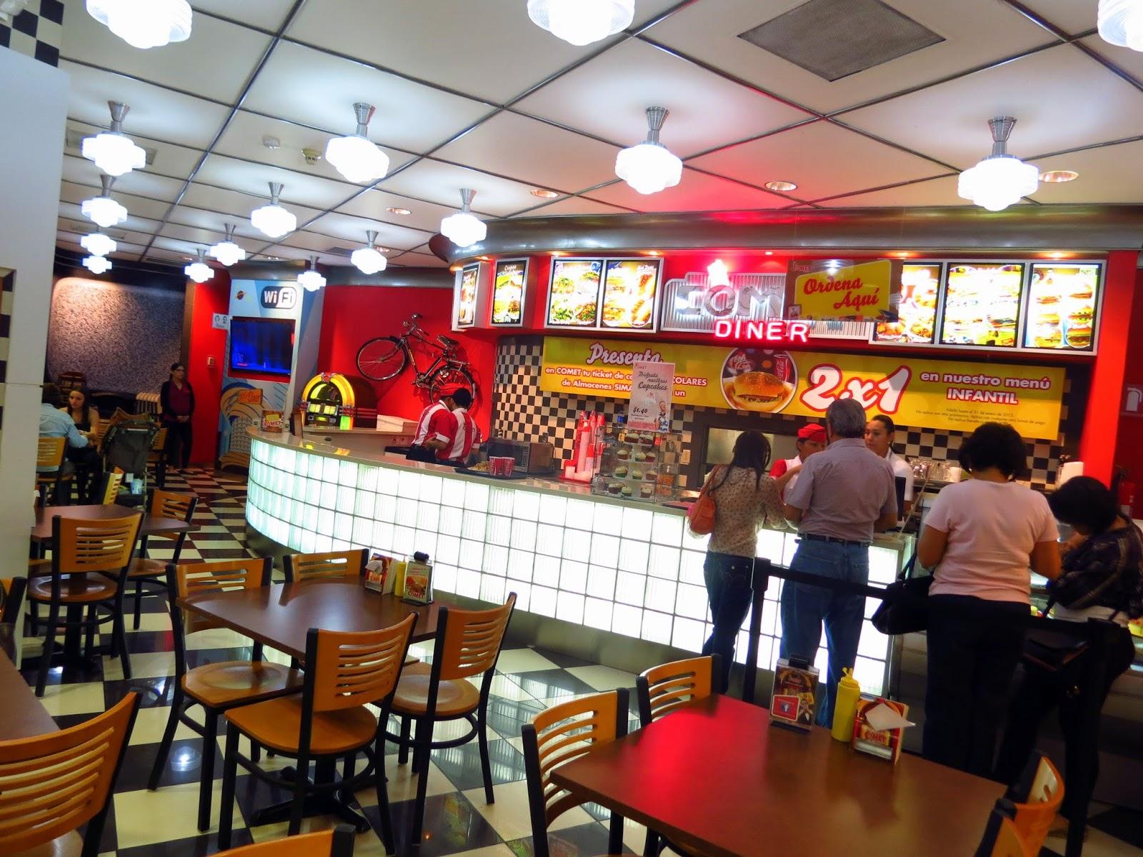 Restaurant s tamy organizaci n de los restaurantes for Sillas para local de comidas rapidas