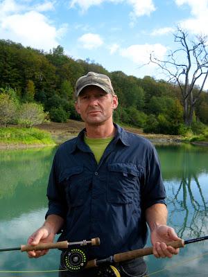 Craig Buckbee, aka easterncaster, FFF master casting instructor