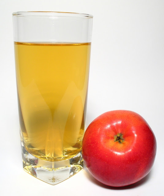 Apple Juice (Homemade)