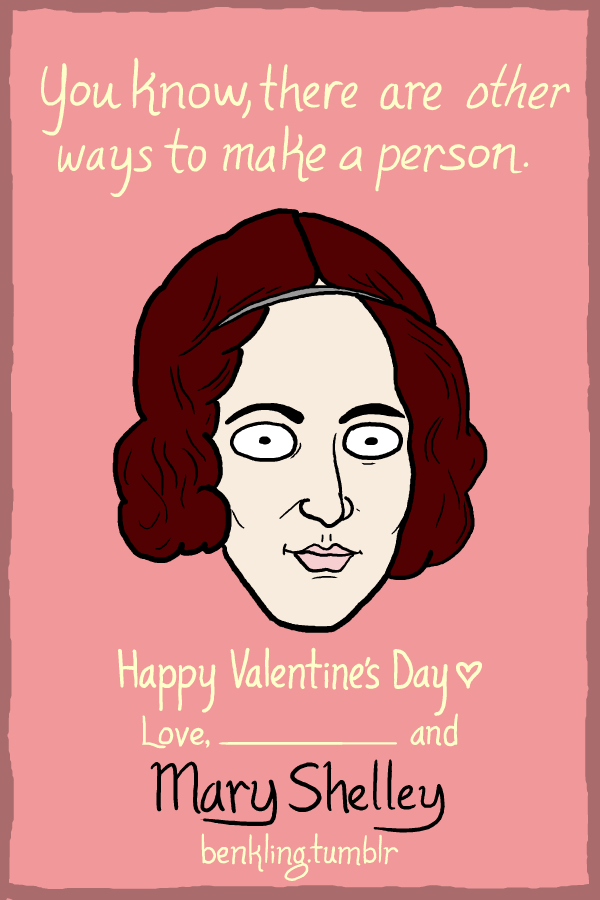 clever valentines 2014...