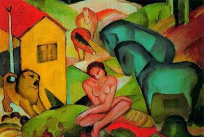 El somni (Franz Marc)