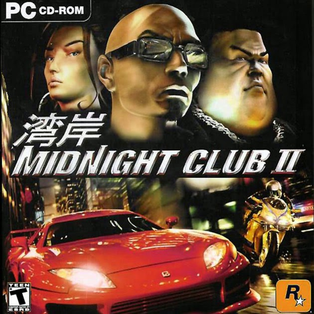 Midnight Club 2 Full PC Game Free Download