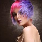 Pink Hairstyles 2014 For Women With Short Hair