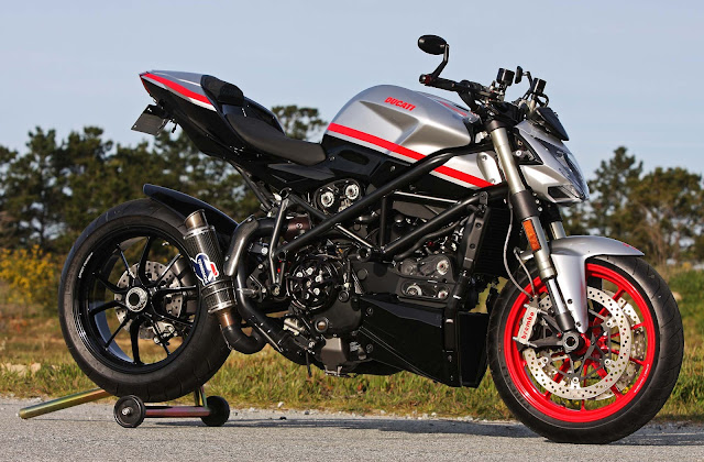 Foto Modifikasi Motor Ducati Kekar