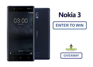 Win a Nokia 3