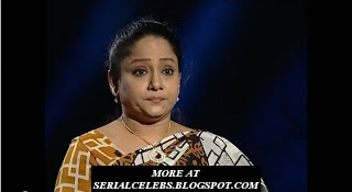 Santhi Ganeshan Tamil Serial Actress