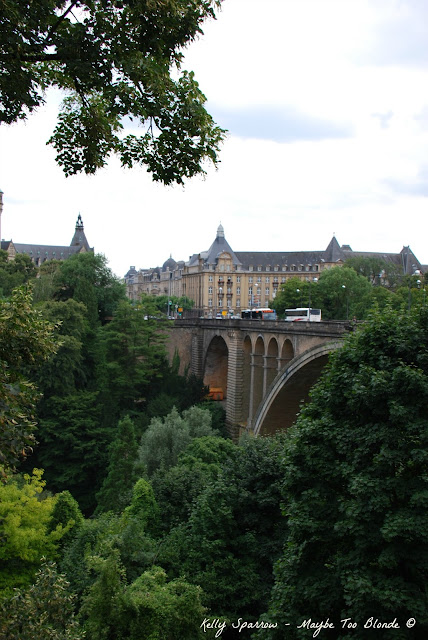 Adolph Bridge, Luxembourg